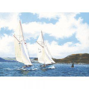 SG187 sailing boats sailboat sea water ocean