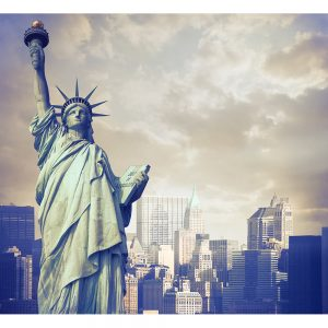 SG2011 new york america big apple statue of liberty cityscapes