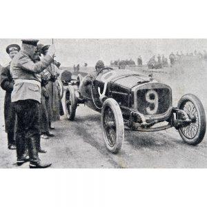 SG2028 start road racing niva magazine publishing house saint.petersburg russia 1913