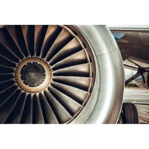 SG2152 aircraft engine tuned