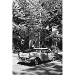 TM1331 automotive american cars classic mono
