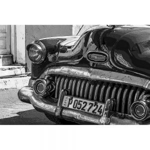 TM1353 automotive cuban cars mono