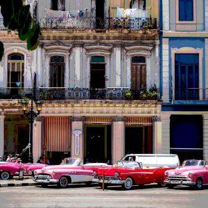 TM1380 automotive cuban cars street