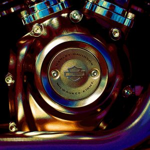 TM1509 automotive motorcycles harley engine