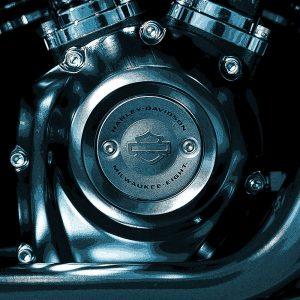 TM1511 automotive motorcycles harley engine blue
