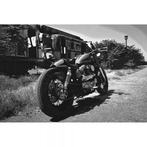 TM1513 automotive motorcycles lowrider mono
