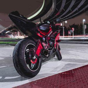 TM1518 automotive motorcycles racer
