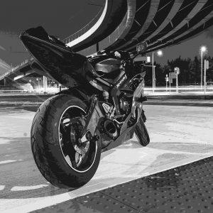 TM1520 automotive motorcycles racer mono