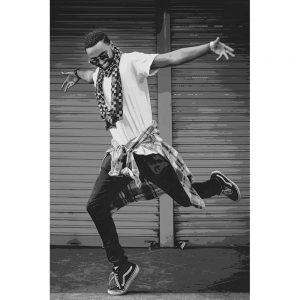 TM1712 street dance mono