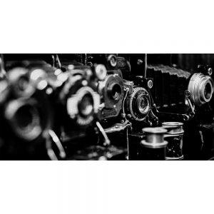 TM2203 retro cameras mono