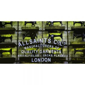 TM2552 all saints spitalfields london green