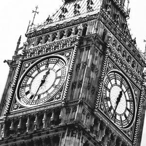 TM2563 big ben london mono