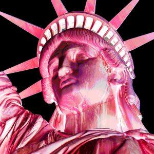 TM2604 statue of liberty invert