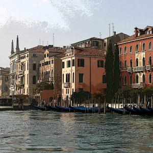 TM2701 venice gondolas left