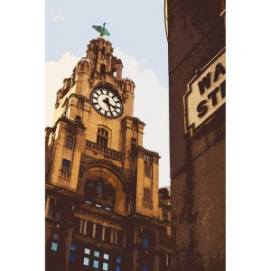 TM2751 liver building liverpool