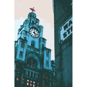TM2752 liver building liverpool blues