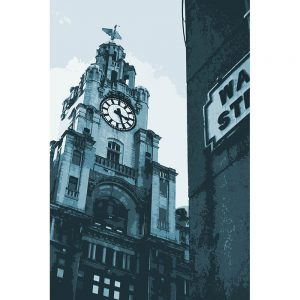 TM2754 liver building liverpool greys