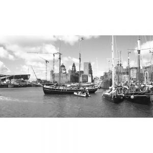 TM2768 liverpool tall ships mono