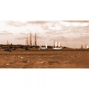 TM2769 liverpool tall ships race sepia