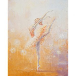 SG2739 dancer dancing ballerina