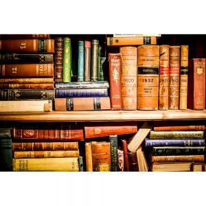 SG2768 shelf shelves books retro vintage