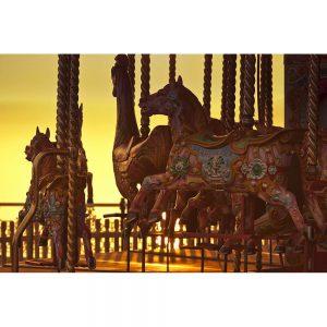 SG2897 carousel merry go round brighton beach