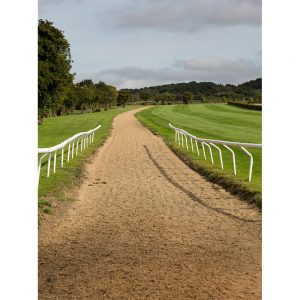 SG3061 cotswolds riding stables horse racing england