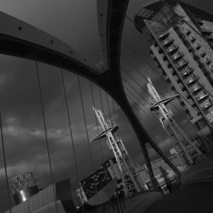 SG3893 manchester city black white